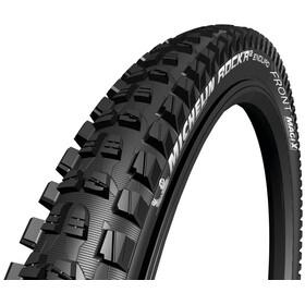 "Michelin Rock R2 Enduro Front - Pneu vélo - 26"" noir"